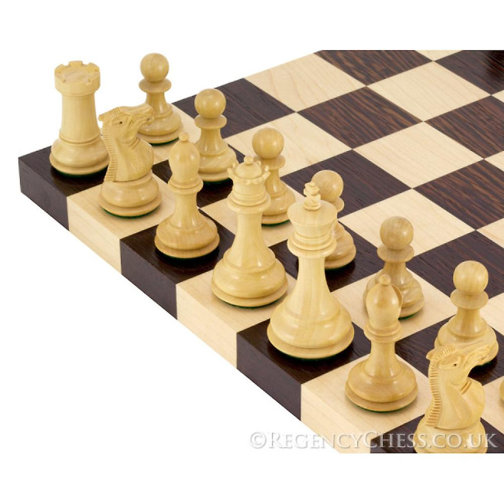 Windsor Contemporary Rosewood Deluxe Chess Set