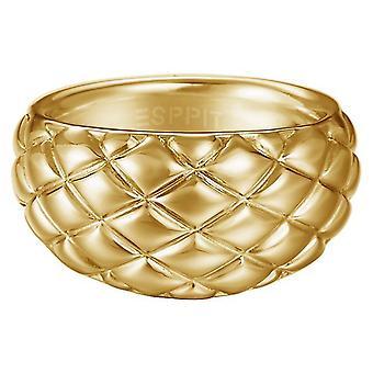Esprit Steel Lattice Glam Gold ESRG11602