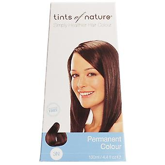 Tints of Nature, Natural Dark Brown (3N), 130ml