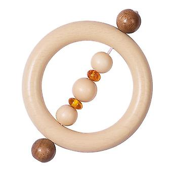 Heimess Touch Ring Rattle Amber