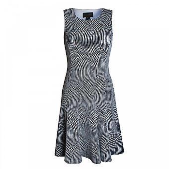 Frank Lyman Women's Sleeveless Dress With Round Neck