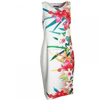 Michaela Louisa Sleeveless Foral Print Dress