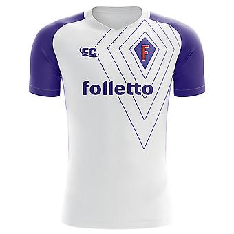 2018-2019 Fiorentina Fans cultuur weg Concept Shirt