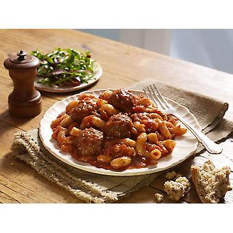 Linda McCartney Frozen Vegetarian Meatballs