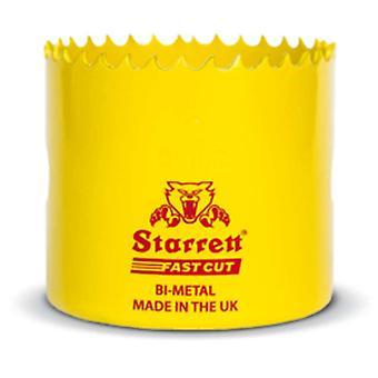 Starrett AX5125 54mm Bi-Metal Fast Cut Hole Saw