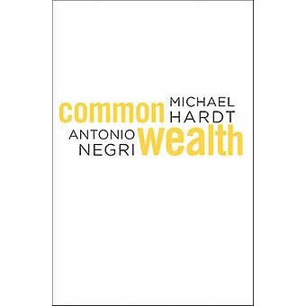 Commonwealth von Michael Hardt - Antonio Negri - 9780674060289 buchen