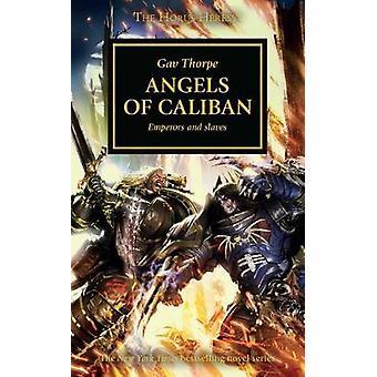 Anges de Caliban par Gav Thorpe - livre 9781784965372