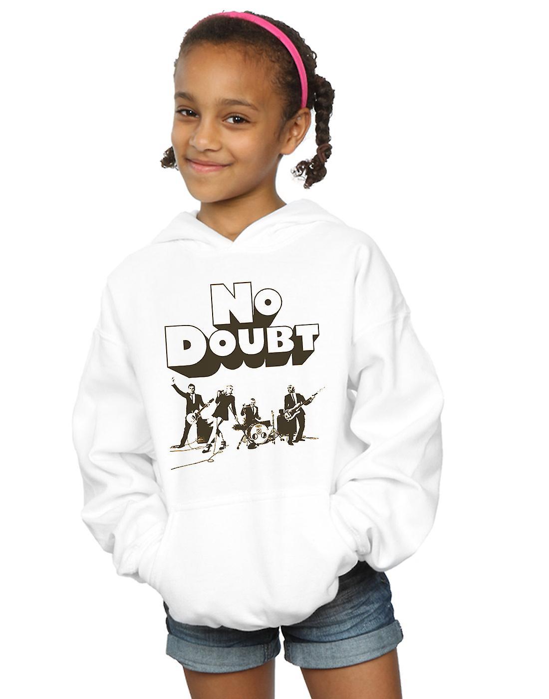 No Doubt Girls Clockwork Orange Hoodie