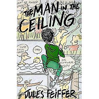 Hombre en el techo (libros de Michael Di Capua)