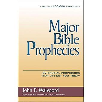 Grote Bijbel profetieën: 37 cruciale profetieën die u vandaag beïnvloeden