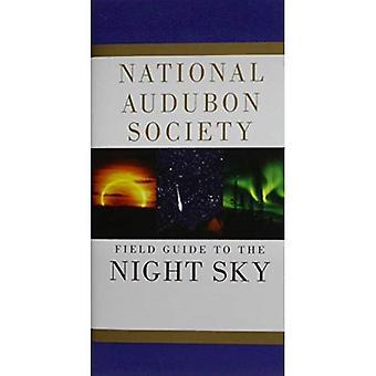 Guía de campo sociedad nacional Audubon el cielo (serie de guías de campo de la sociedad de Audubon)