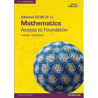 Edexcel GCSE (9-1) Mathematics - Access to Foundation Workbook
