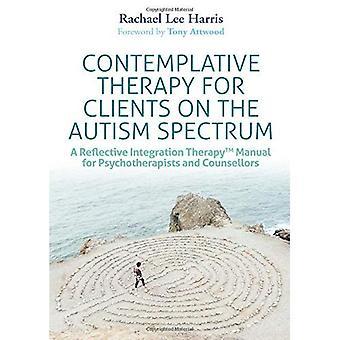 Contemplativa terapia per clienti sullo spettro di autismo