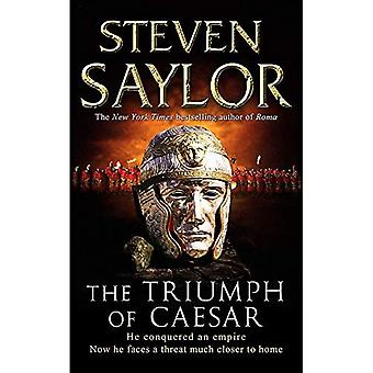 Le triomphe de César (Gordianus le Finder 12)