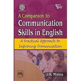 En följeslagare till kommunikationsfärdigheter på engelska: en praktisk metod att förbättra uttal
