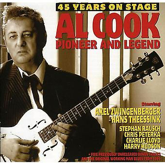 Al Cook - Pioneer & Legend [CD] USA import
