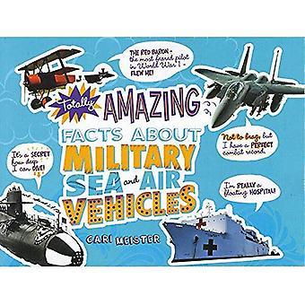 Totalmente surpreendentes fatos sobre mar de militares e veículos de ar (mente Benders)