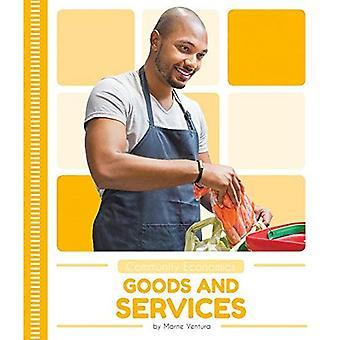 Bens e serviços (economia comunitária)