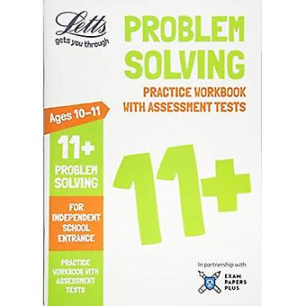 Letts Common Entrance Success - Letts 11+ Problem Solving - Practice Workbook with Assessment Tests: For Independent School Entrance (Letts Common Entrance Success)