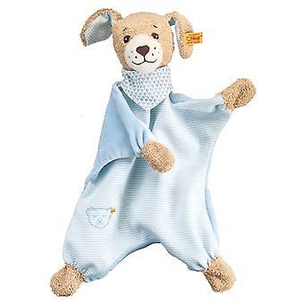 Steiff bébé câlin tissu bonne nuit chien
