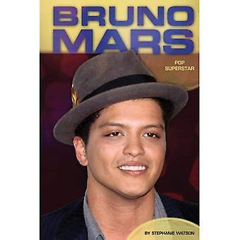 Bruno Mars: Pop Superstar (hedendaagse leven (Abdo))