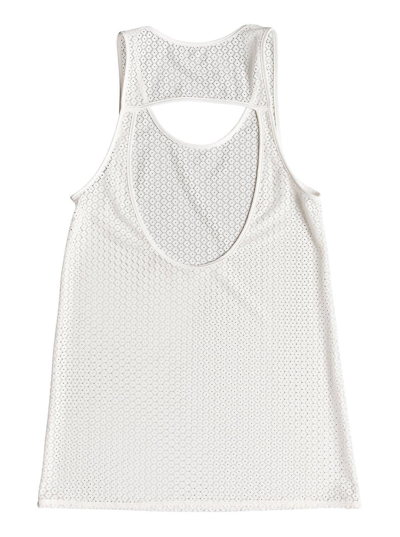 Roxy Womens Surf Memory Dress - Marshmallow White