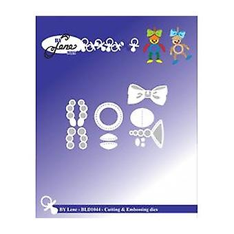 By Lene Baby Accessories Cutting & Embossing Die