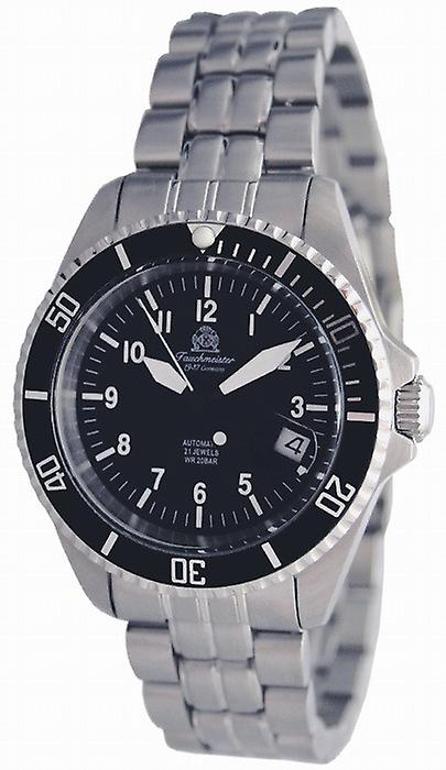 T0252 Automatic diver watch 200 Meter tauchmeister