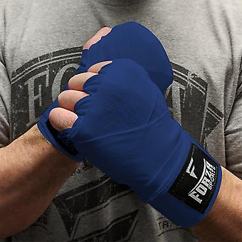 """Forza Sports 120"""" Mexican Style Boxing and MMA Handwraps - Columbia Blue"""