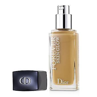 Christian Dior Dior Forever Skin Glow 24h Wear Radiant Perfection Foundation Spf 35 - 4wo (oliva caldo) - 30ml/1oz