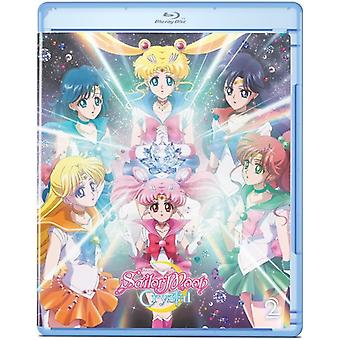 Sailor Moon Set de cristal 2 [Blu-ray] USA importar