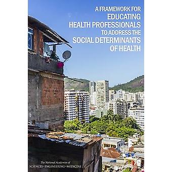 A Framework for Educating Health Professionals to Address the Social