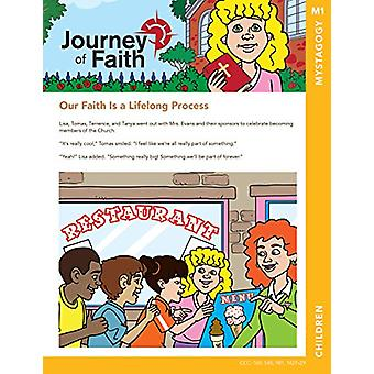 Journey of Faith for Children - Mystagogy by Redemptorist Pastoral Pu