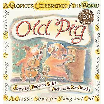 Old Pig by Margaret Wild - 9781760293895 Book