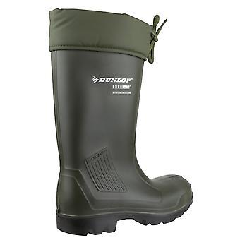 Dunlop C462943. VK / Thermoflex Full säkerhet Wellington Mens säkerhet stövlar