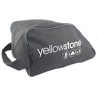 Yellowstone Polyester Boot / Shoe Bag svart