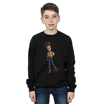 Disney Boys Toy Story 4 Sherrif Woody Sweatshirt