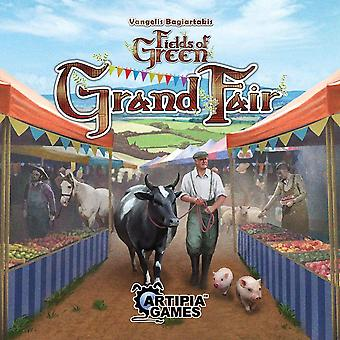 Fields of Green Grand Fair Expansion Pack For Card Game