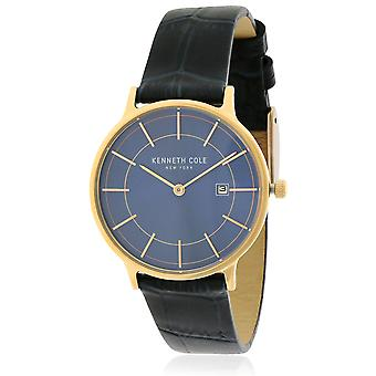Kenneth Cole Leather Mens Watch KC15057002