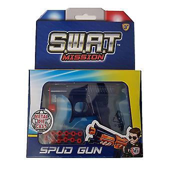 Misja S.w.a.t Misja Spud Gun Niebieski