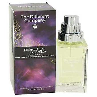Sublime Balkiss By The Different Company Eau De Toilette Spray Refillable 3 Oz (women) V728-498576