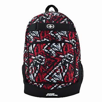 No Fear Unisex Print Skate Backpack Back pack Bag