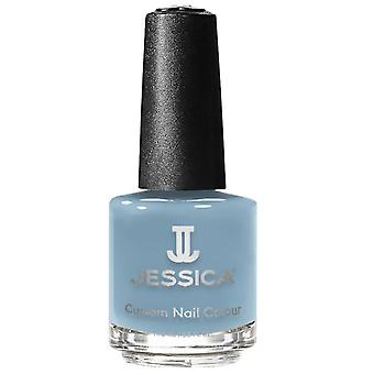 Jessica Tea Party 2019 Spring Nail Polish Collection - Blue Berry Cream (1183) 14.8ml