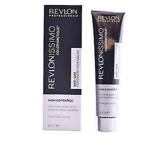 Revlon Revlonissimo korkea kattavuus #9-erittäin vaalea blondi 60 ml Unisex