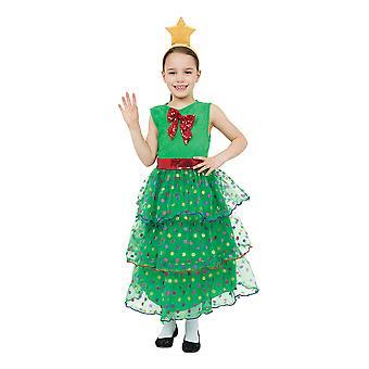 Christmas Tree Girl, Medium