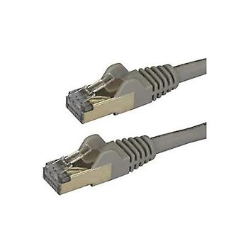 Startech 3M Gray Cat6A Ethernet Cable Stp