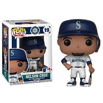 Major League Baseball Nelson Cruz Pop! Vinyl
