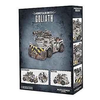 Spiele Workshop Warhammer 40K Gene Stealer Cults Goliath