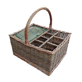 Evento especial Extra cesta con 4 vasos