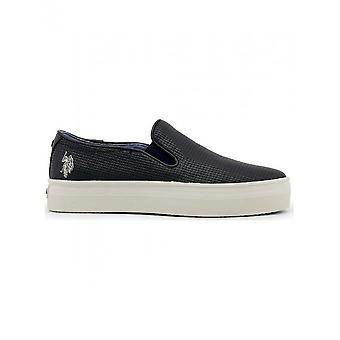 U.S. Polo - Schoenen - Sneakers - TRIXY4155S7-YL3-DKBL - Dames - navy,wit - 40
